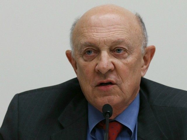 Defection: Bill Clinton's CIA Director James Woolsey Joins Donald Trump's…