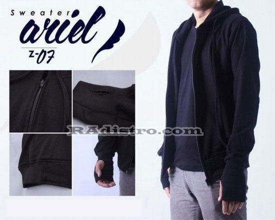 jual jas blazer jaket korea murah online (Z 07) Sweater Ariel