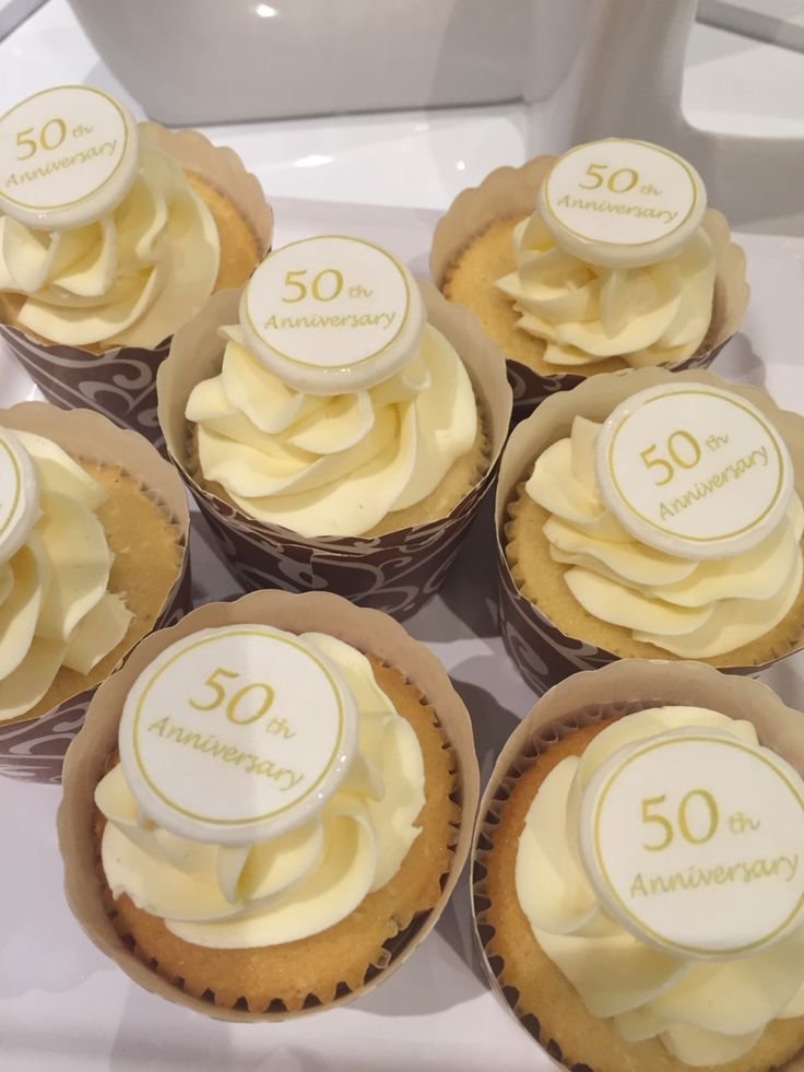Individual party favours 50th anniversary!