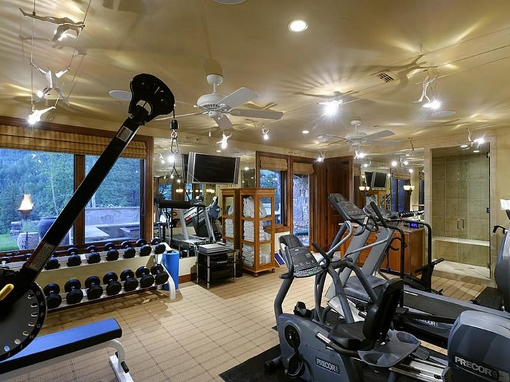 Best images about home gyms on pinterest luxury