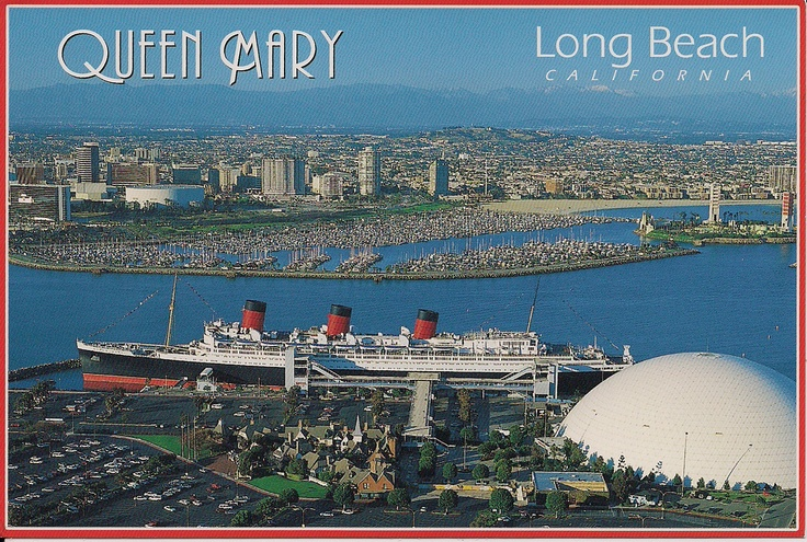 95 Best Images About Queen Mary Long Beach CA On Pinterest | Ocean Voyage And Los Angeles