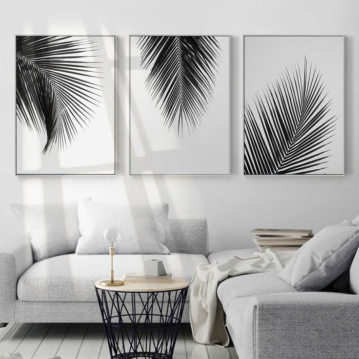 Cheap Picture For Living Room Buy Quality Wall Pictures Directly From China Nordic Poster Suppliers Tropi Wall Painting Decor Living Room Pictures Room Decor