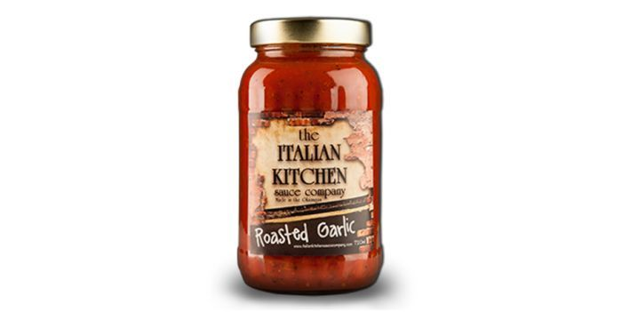 Italian Kitchen Sauce Co. - The combination of our ripe tomatoes and roasted garlic has made this selection one of our favourite sauces. The Italian Kitchen garlic flavour compliments many of our dishes.