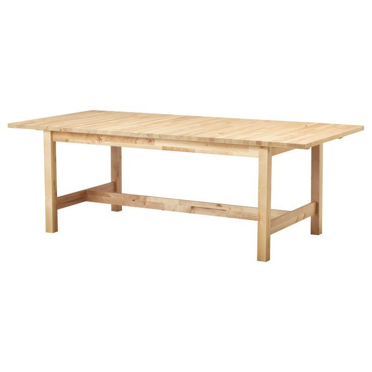 NORDEN Ruokapöytä, jatkettava - IKEA