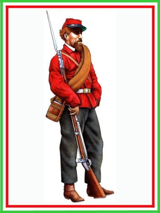 Garibaldi's Wars of Liberation 28mm range coming soon from Gringo40s - Page34