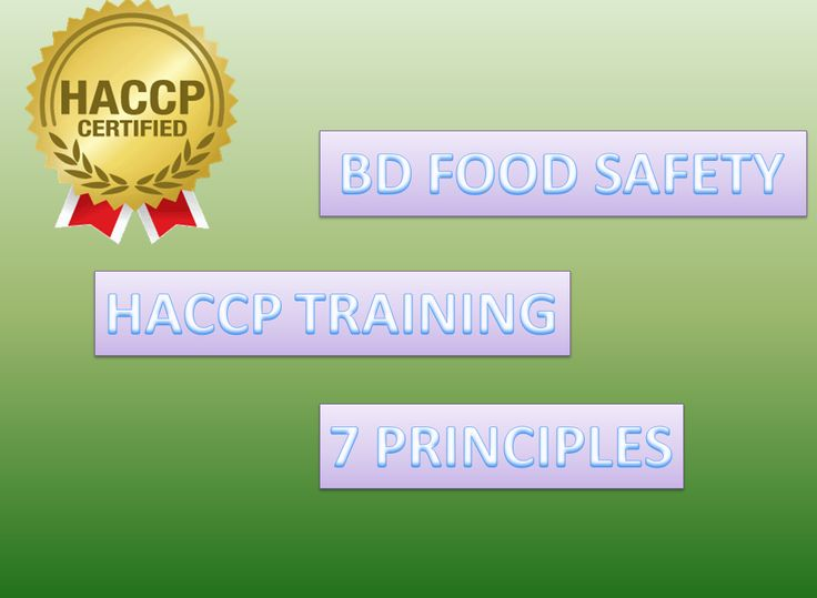BD Food Safety Offers Those People The HACCP And Food Management Skills  Courses Which Work In The Food Management Industry. At Haccp Courses, We  Will Help ...