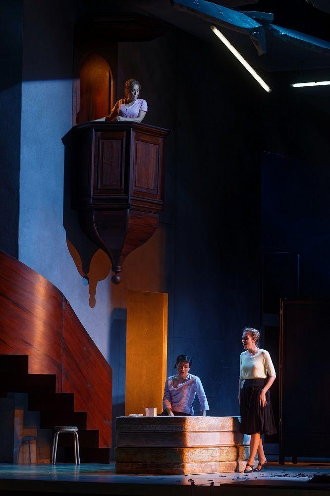 Béatrice et Bénédict - Toulouse - Critique   Forum Opéra