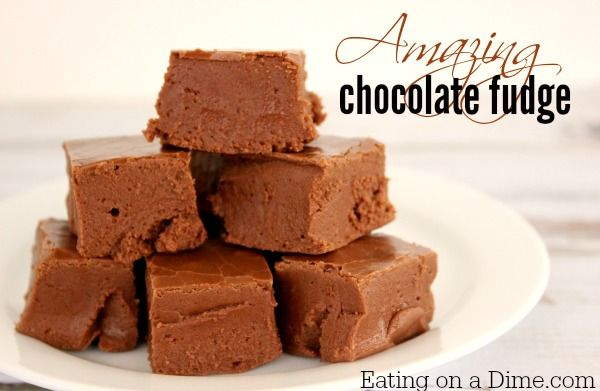 Looking for easy fudge recipes? You have to make this old fashion Chocolate Fudge Recipe - in fact we call it the the best Chocolate Fudge Recipe.