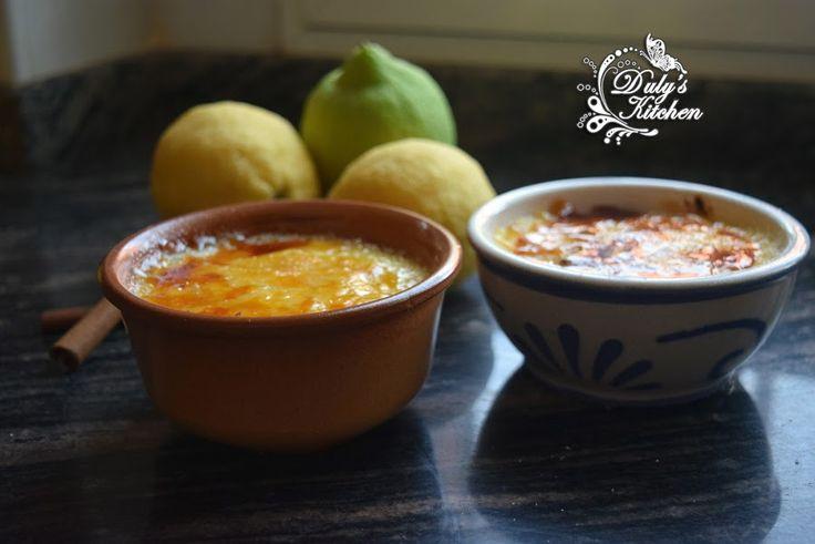 Crema Catalana | Cocina