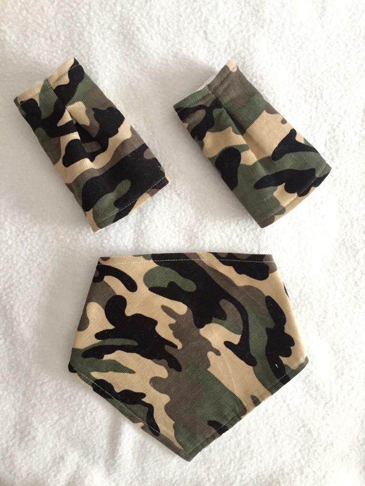 Set of matching drool pads and bandana bib (Ergobaby, Beco etc) by mamietam on Etsy  ERgobaby cover ergo360 ergobaby360 bib drool pads bandana bib camo