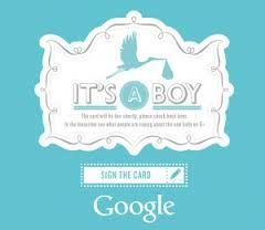 תוצאת תמונה עבור branded new baby card