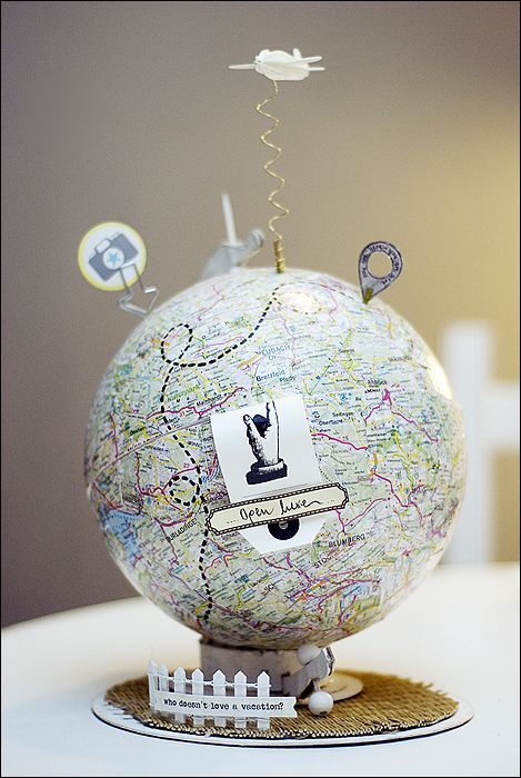 be more creative: Das Hochzeitsgeschenk...