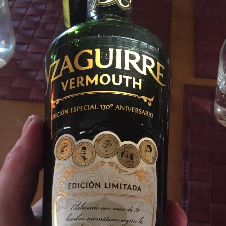 A great excuse to revisit Barcelona; this super-delicious @vermutyzaguirre 130th anniversary edition is only available at the the airport there! . . #vermut #spanish #barcelona #yzaguirre #yzaguirrevermouth #spanishvermouth #superdelish #supertasty #tastyasfuck #anniversary #anniversaryedition #limitededition #130thanniversary #130th #bodega #bartender #bartenderlife #getinmyface #vermutyzaguirre