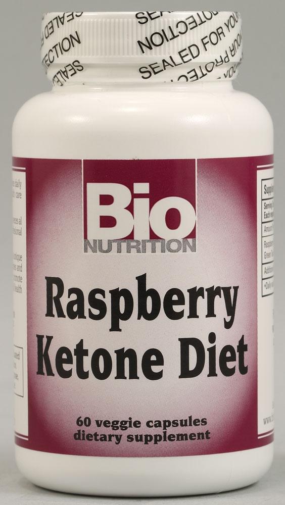 Bio Nutrition Raspberry Ketone Diet