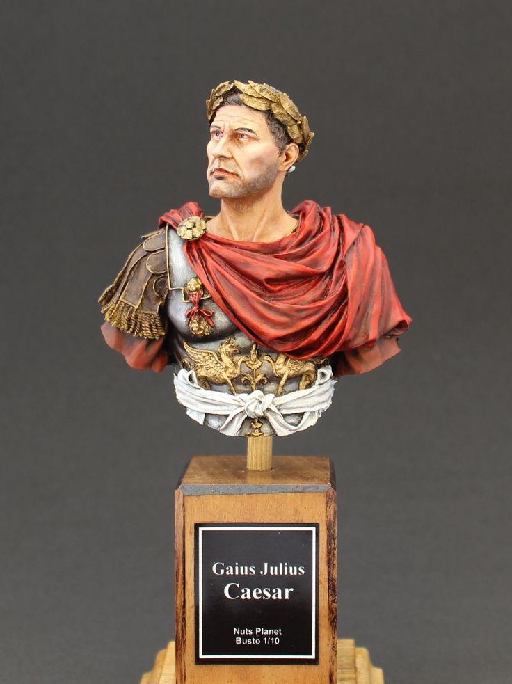 Gaius Julius Caesar - 1/10 Nuts Planet