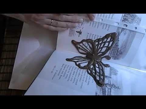как сделать объёмную бабочку из шоколада - YouTube