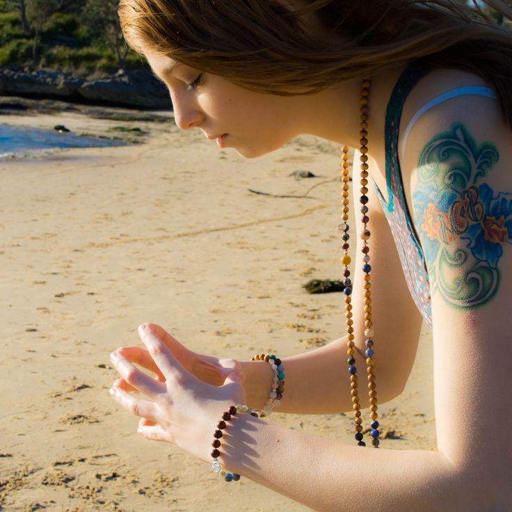 Pin Now, Shop Later! Follow, follow the sun. And which way the wind blows. When this day is done. - Xavier Rudd. Mala Kamala Mala Beads - Malas, Mala Beads, Mala Bracelets, Yoga Jewelry, Meditation Jewelry, Gemstone Jewelry, Chakra Healing and Crystal Healing Jewelry, Mala Necklaces, Prayer Beads, Sacred Jewelry, Bohemian Boho Jewelry, Mens and Womens Mala Beads and Malas
