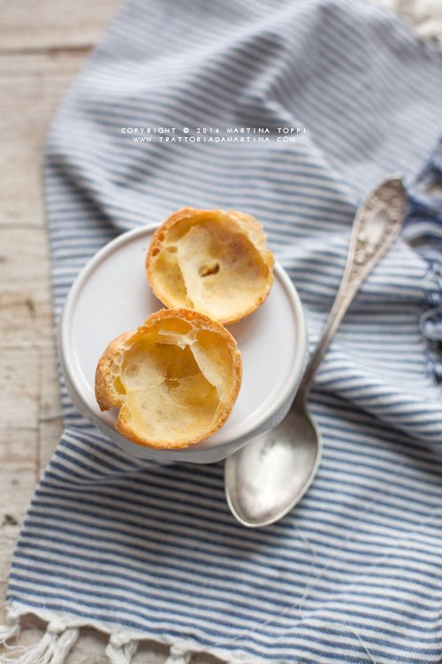 La pasta choux (o pasta per bignè) e i segreti per una perfetta riuscita - Trattoria da Martina - cucina tradizionale, regionale ed etnica