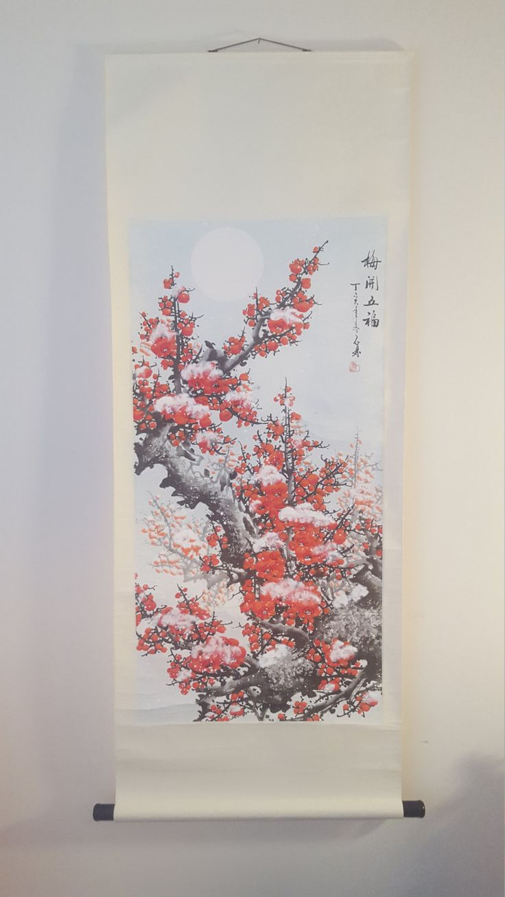 Best 25 asian wall decor ideas on pinterest small bamboo plants vintage asian wall decor 2 asain wall hangings asian nature scene cherry blossom print fabric wall amipublicfo Choice Image