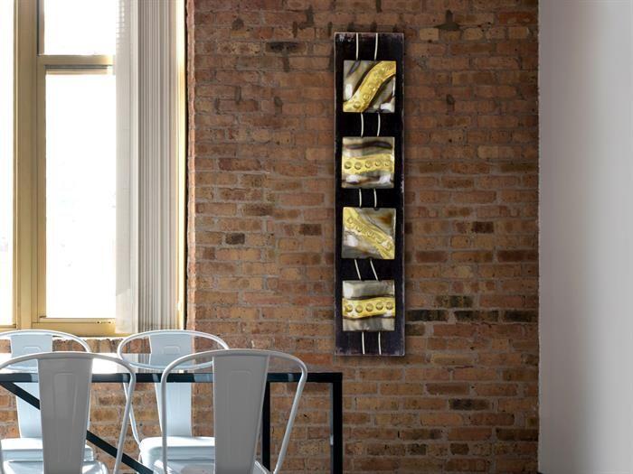 Die besten 25+ Wanddeko metall Ideen auf Pinterest Wanddeko aus - dekoideen wohnzimmer braun