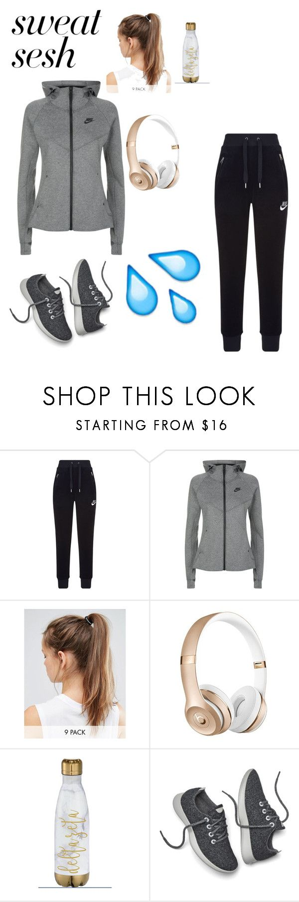 """""""Untitled #17"""" by tatumpepper ❤ liked on Polyvore featuring NIKE"""