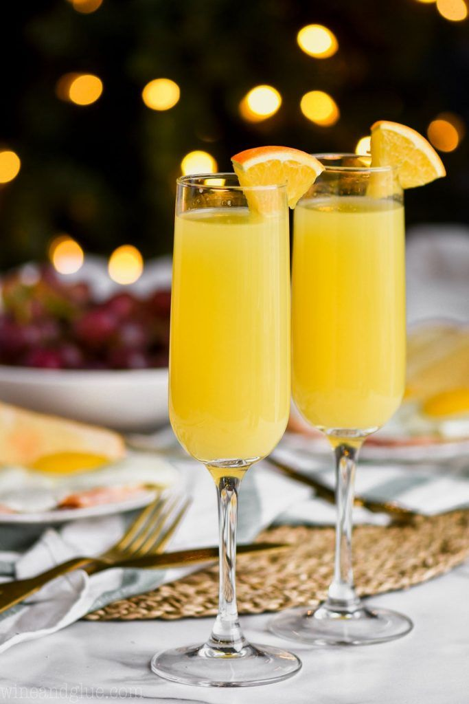 The Best Mocktail Recipes For Dry January According To Pinterest Sheknows In 2020 Healthy Brunch Recipes Non Alcoholic Mimosa Brunch Drinks