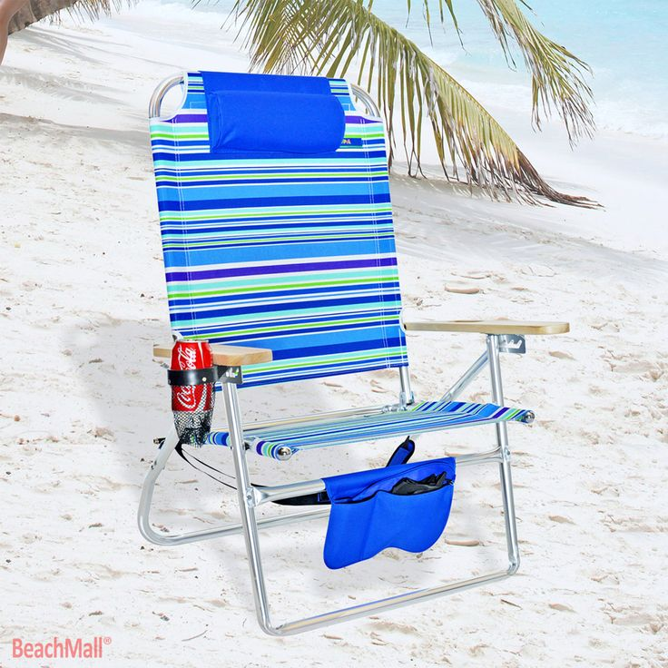 XL High Seat Heavy Duty Beach Chair $84.95 beachmall.com