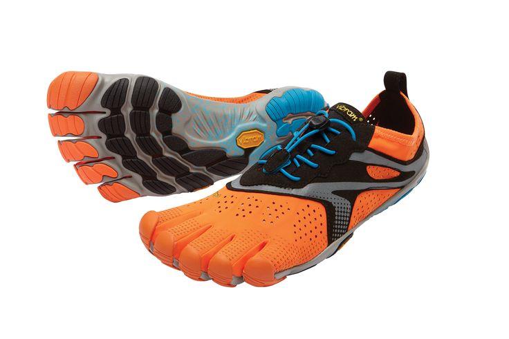 Les V-Run sont les chaussures parfaites pour les fans de la course sur route ou piste. #5doigts #Vibram #FiveFingers #running #barefoot #chaussuresminimalistes