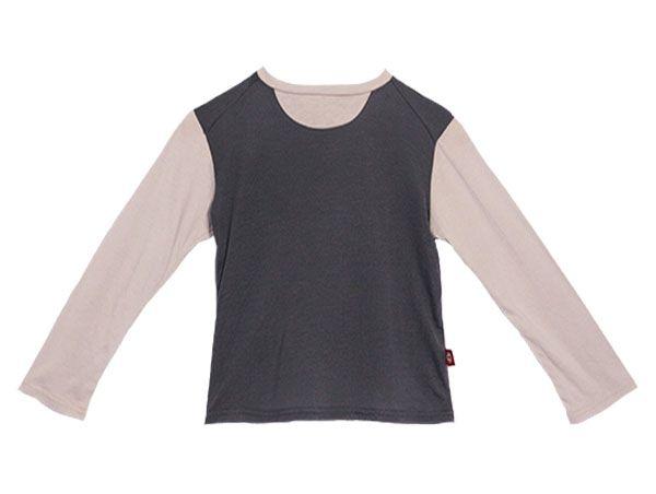 Redfish Kids - Deck Sweater Grey - Warehouse