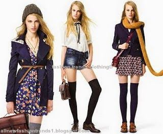 fashion trends clothing