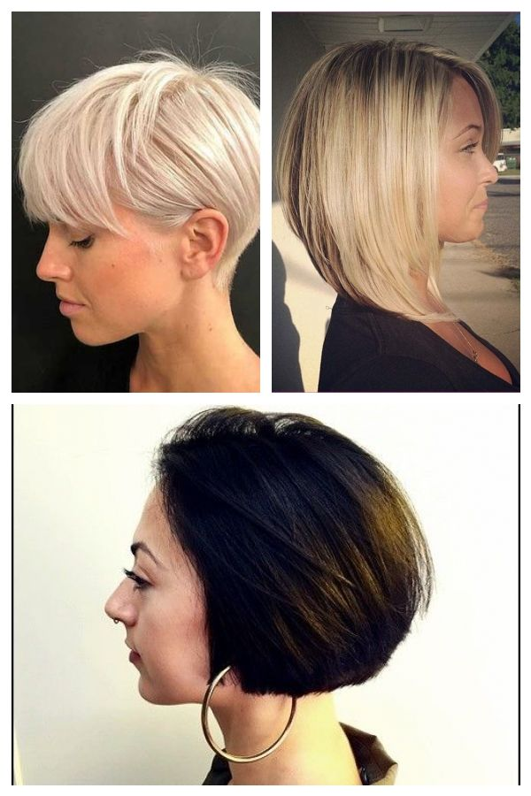 Moderne Kurze Blonde Frisuren Fur Damen Frisuren 2019 Neue Frisuren Und Haarfarben