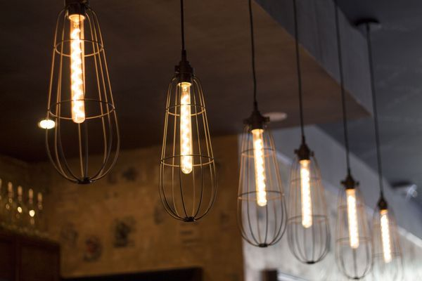 Alps Coffee | Recipe | Industrial Lighting and Lighting