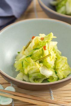 Best 25 easy japanese recipes ideas on pinterest japanese tsukemono japanese pickled cabbage easy japanese recipes at httpjustonecookbook forumfinder Choice Image