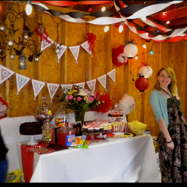 Garage Decorated For Party: 2796 Best Graduation Open House Ideas Images On Pinterest