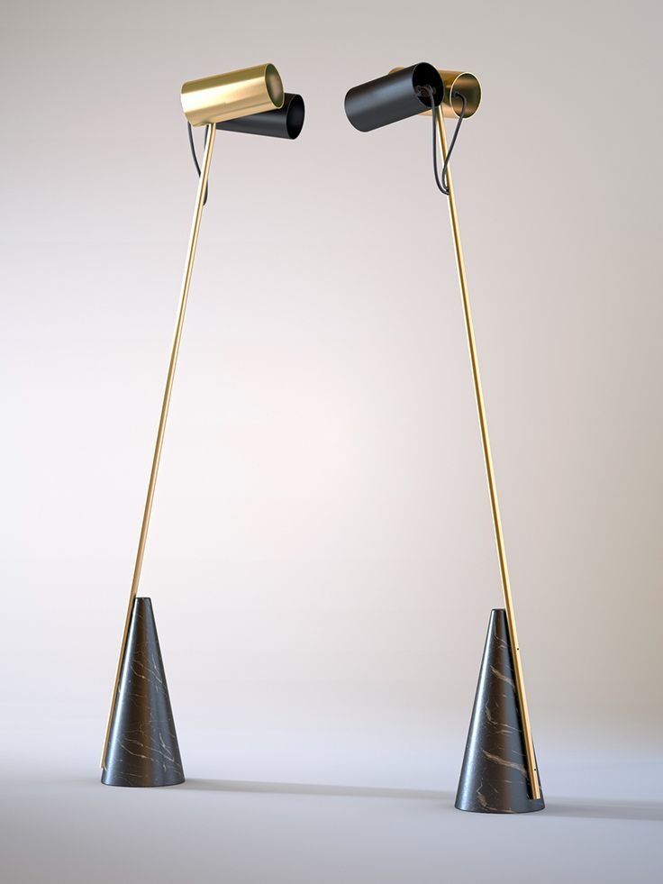 Mid Century modern floor lamps for your