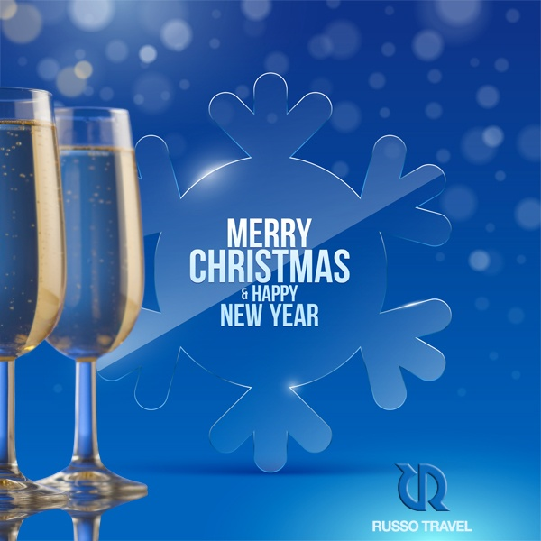 Russo Travel Agency_Sorrento Coast. Christmas Best Wishes 2012