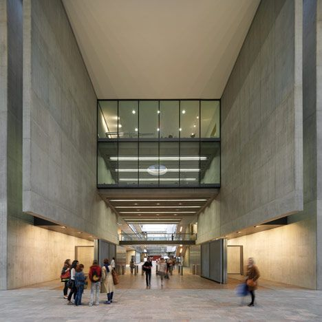 "An art college should be ""a blank canvas"" - Paul Williams on Central Saint Martins"