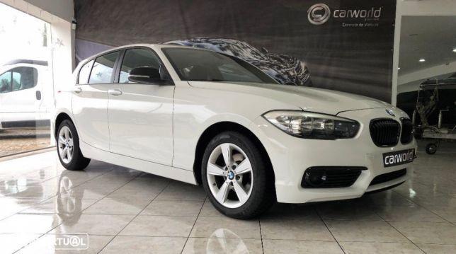 BMW 116 Sport Gps concessão da Marca preços usados