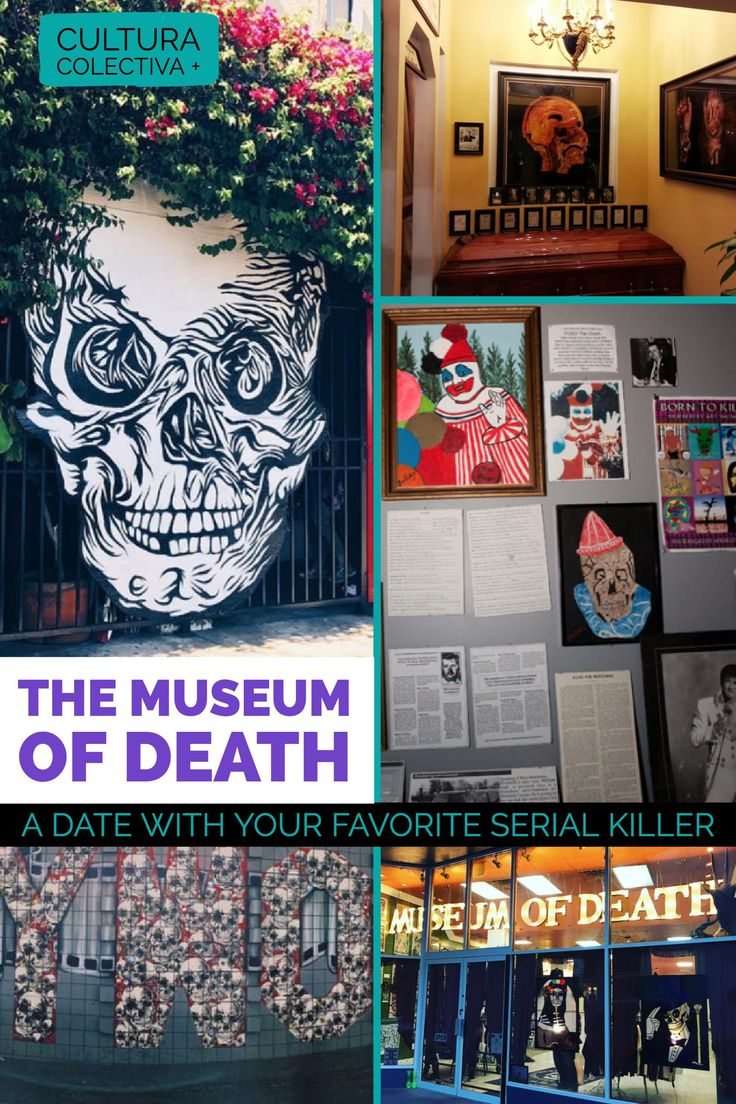 Museum of Death, Hollywood. Halloween special.