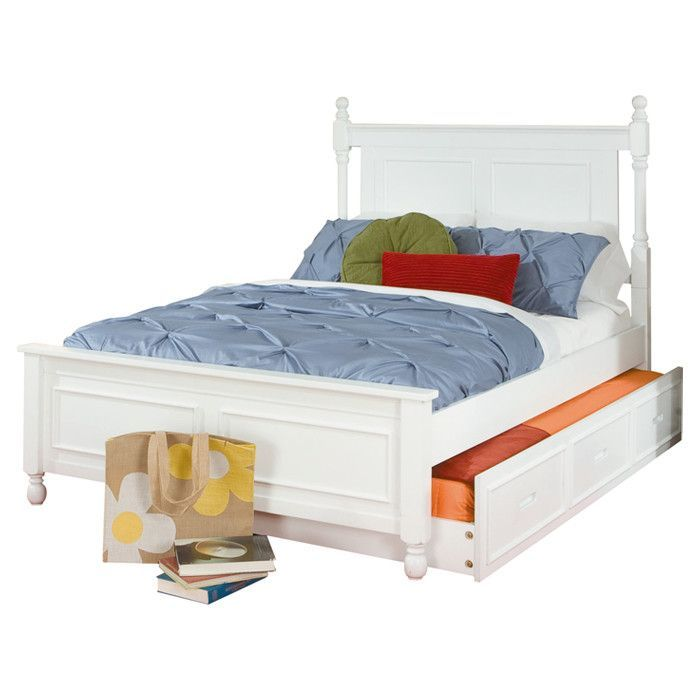 found it at wayfair woodbridge home designs morelle bed with trundle - Woodbridge Home Designs Furniture