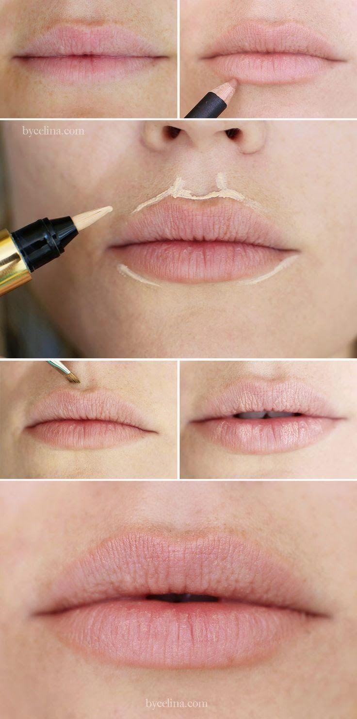 Cómo maquillarse los labios para darles más volumen | Cuidar de tu belleza es facilisimo.com