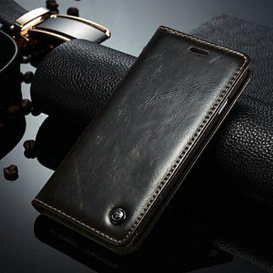 een lederen portemonnee mobiele telefoon holster voor iPhone 6 plus / 6s plus – EUR € 13.29