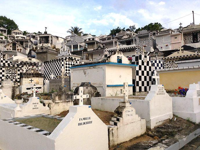 Il cimitero più famoso di Guadalupa