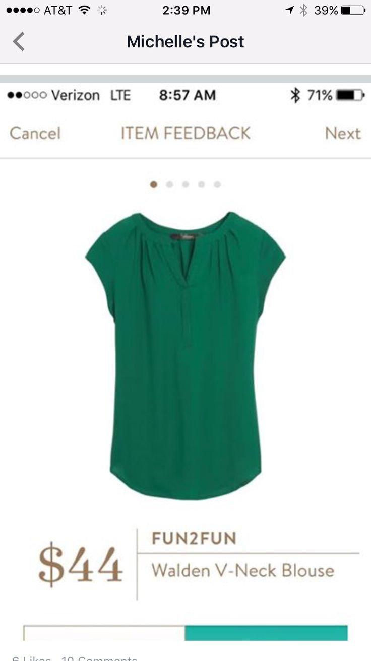 Dear Stitch Fix Stylist - I love this shirt, first of all because I love the color green, second because it looks really flattering, and also because the price is pretty good!