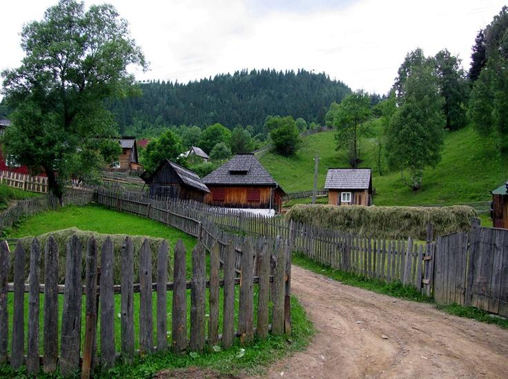 Borșa Resort, Rodnei Mountains, Romania