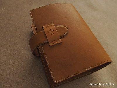 革の聖書カバー