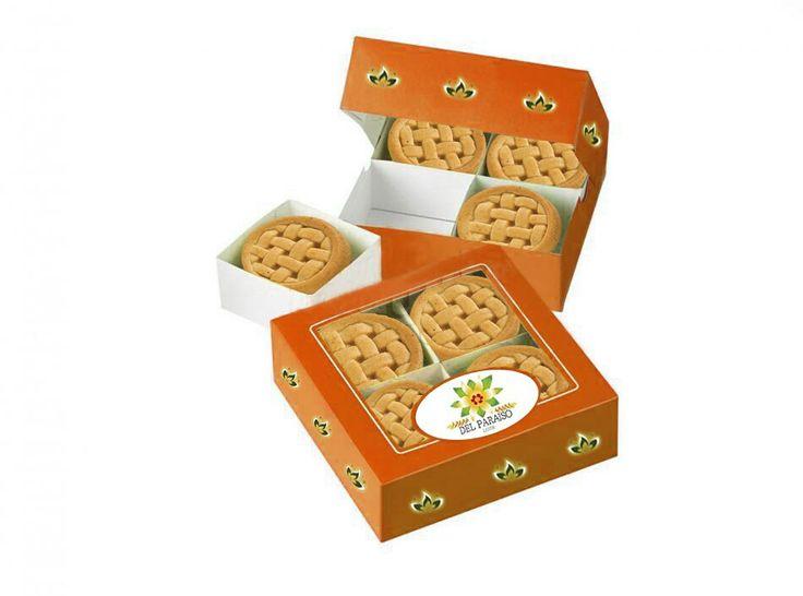Tus galletas en un mejor envase ✌