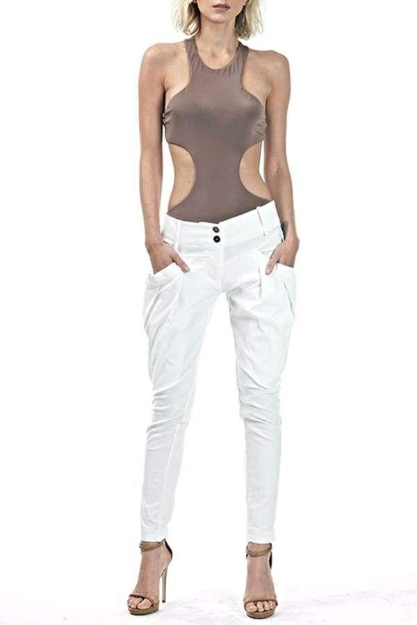 CQ By Caribbean Queen Peek-A-Boo Bodysuit #cute#love#cheap#sale#ad