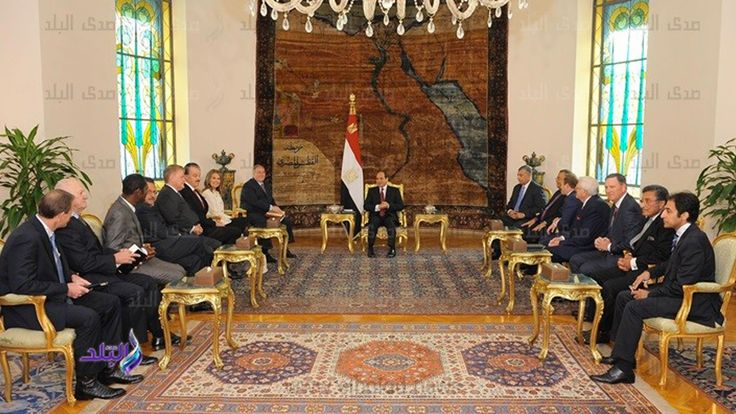 For the first time ever, a delegation of Christian evangelicals from the United States met with Egyptian President Abdel Fattah el-Sisi. Some believe the meeting represents a landmark in evangelical relations with the Arab world's largest country.