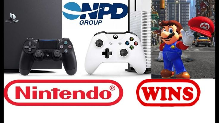 XBOX ONE Outsold PS4 In USA In December - Switch Won December NPD 2018